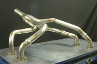 custom aircraft exhaust for free HP
