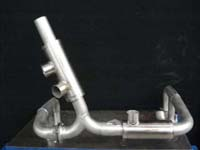 AMD 0-200 dual exhaust